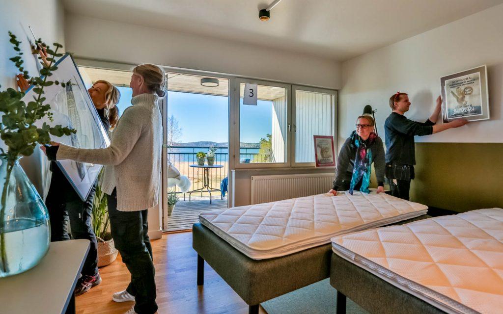 Nyrenoverat i Mysingen - Almåsa Havshotell