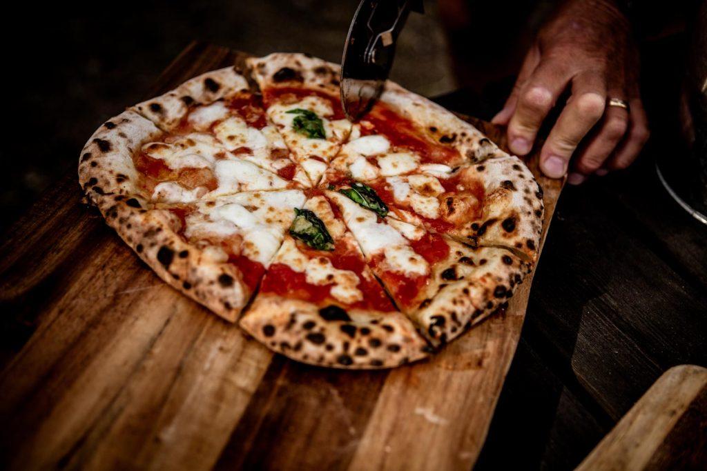 Vera Pizza Napoletana på Almåsa Havshotell