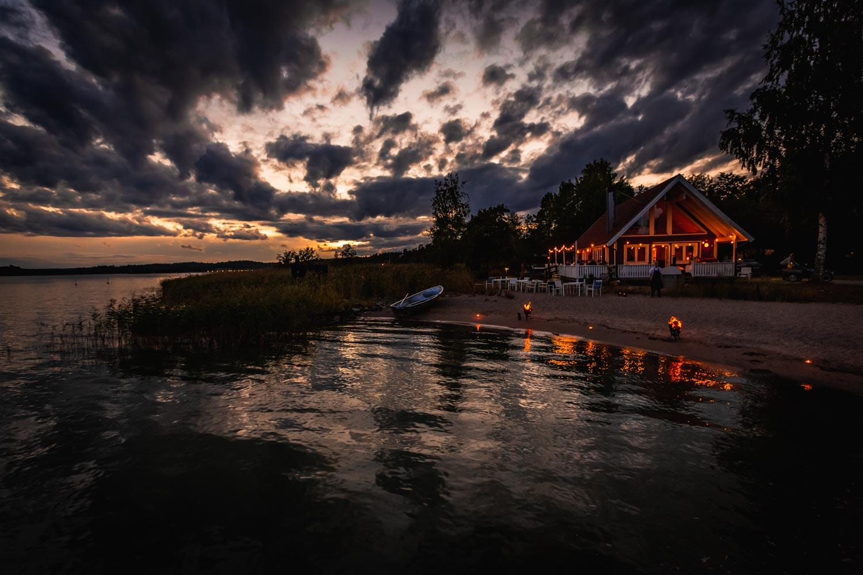 Strandhuset vid havskanten - Almåsa Havshotell