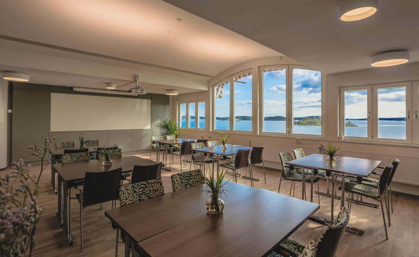 Havsnära konferens Kullsta Almåsa Havshotell