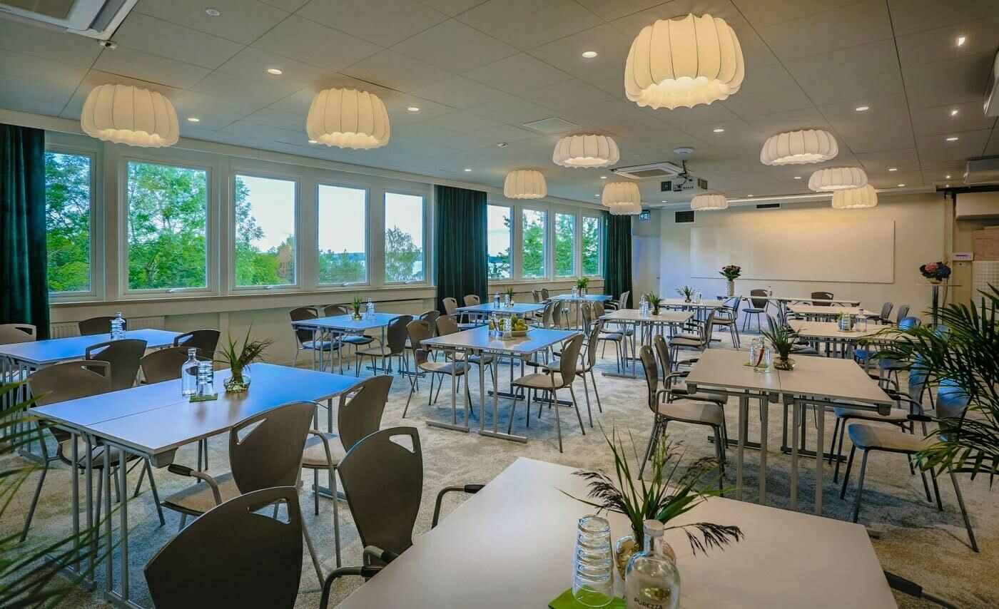 Muskö - vår största konferenslokal för upp till 100 personer