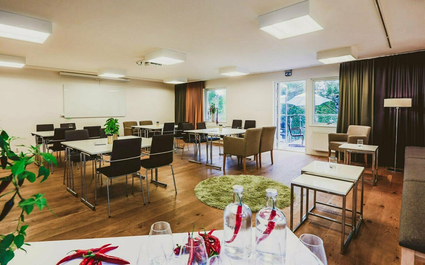 Notholmen - konferens i eget hus upp till 40 personer