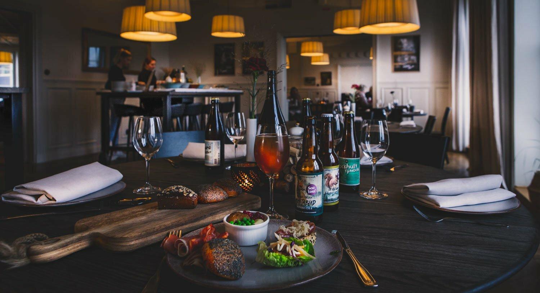 Söndagsbrunch på Almsåsa Havshotell