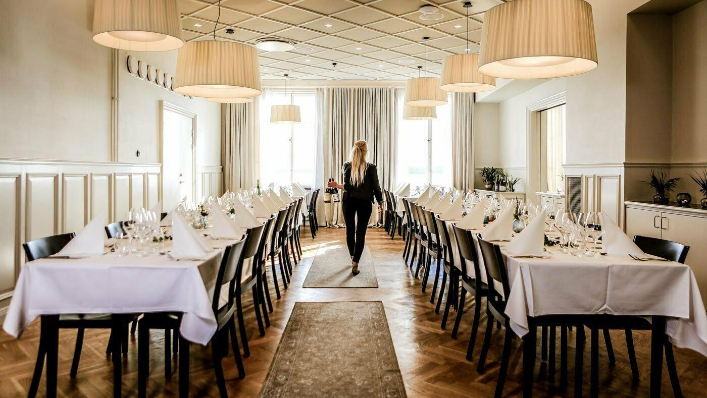Restaurangen på Almåsa Havshotell