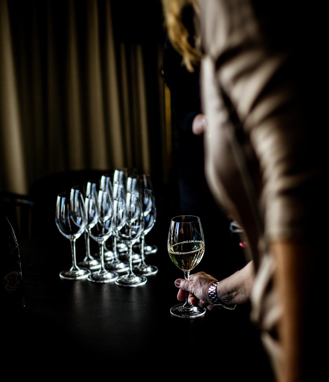 Vin på Almåsa Havshotell