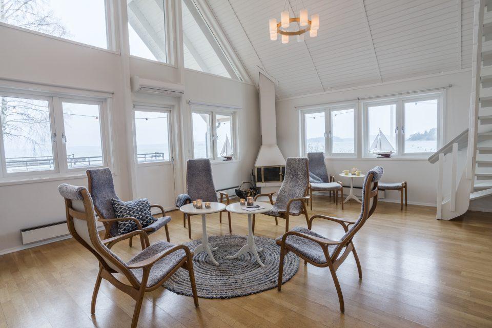 Konferenslokal i Strandhuset - ert eget vardagsum