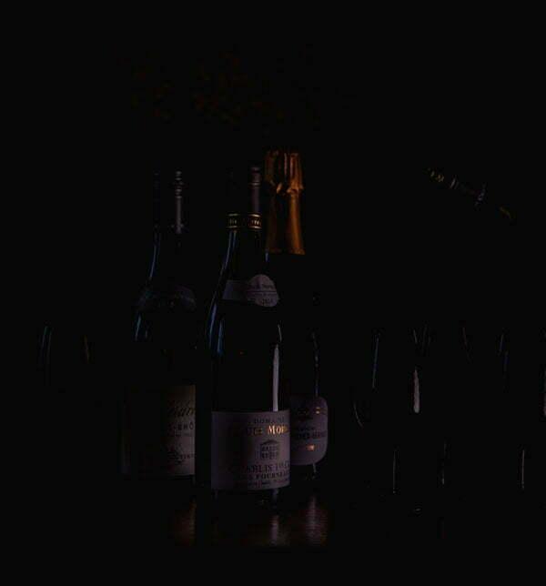 Svart vinprovning