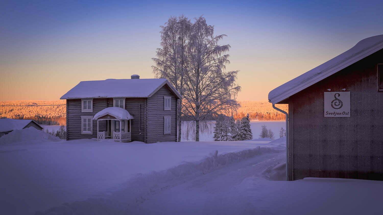 Vinter i Kåge