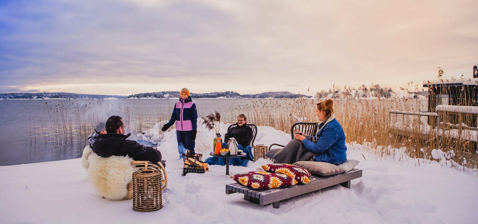 Vinterkonferens Almåsa Havshotell