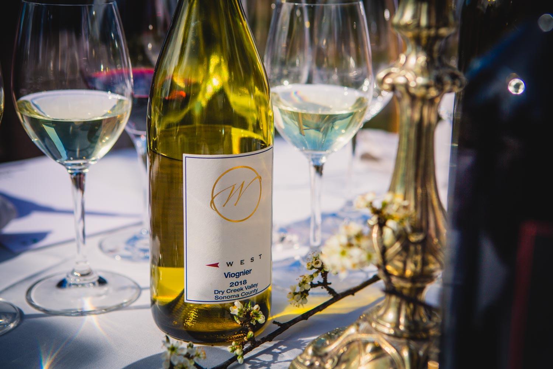 Dukat till vinprovning